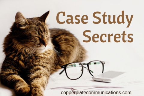 Writing a memorable case study