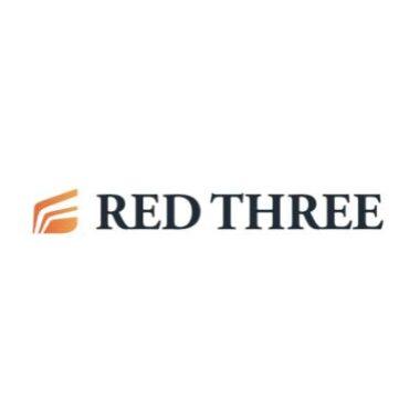 Red Three logo